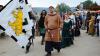 Istoria renaşte la cetatea Soroca. Vizitatorii, impresionaţi să vadă cum arată o zi la fortăreaţă în Epoca Medievală