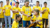 Dorul de țară i-a adus acasă. Zeci de adolescenţi moldoveni, stabiliţi peste hotare, s-au adunat la tabăra DOR