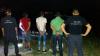 Cei trei cetăţeni turci prinşi la frontieră au primit  mandat de arest pentru 30 de zile