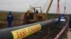 Gazoductul Iaşi-Chişinău va fi gata până în 2018
