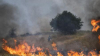 Noi incendii au izbucnit în nord-estul Greciei. Sute de oameni au fost evacuaţi