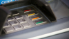 Explozie la un bancomat din Arad, provocată de hoţi care încercau să scoată bani din aparat