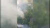 Incendiu într-o casă din sectorul Buiucani al Capitalei! Două autospeciale cu pompieri au intervenit (VIDEO)