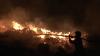Peste 1.200 de tone de cânepă au ars la un depozit din Hmelnițki