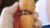După 13 ani şi-a găsit inelul cu diamant într-un morcov