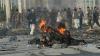Cinci persoane au murit, iar ale nouă au fost grav rănite în urma unei EXPLOZII în zona ambasadei SUA din Kabul