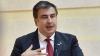 FARSĂ pentru Mihail Saakașvili: Reacția neașteptată când este sunat de un actor rus care s-a dat drept Petro Poroshenko