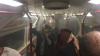Incendiu la o staţie de metrou din Londra. Un vagon a luat foc