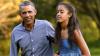 Malia Obama a șocat prin compartamentul său la un festival de muzică (VIDEO)