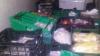 Produse alimentare, fără acte de provenienţă, descoperite de inspectorii de patrulare