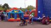 Zi de poveste! 200 de copii din Bacioi au fost aduși la un centru de distracţii de către deputatul Constantin Ţuţu