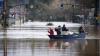 Inundaţii catastrofale în SUA. Cinci oameni s-au înecat, iar peste două mii au avut nevoie de ajutorul salvatorilor