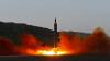 Coreea de Nord a lansat mai multe rachete care au căzut în marea Japoniei