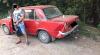 Un tânăr din Nisporeni, reţinut după ce a furat un automobil (VIDEO)