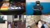 Furturi şi vagabondaj. Mai mulţi minori găsiţi în imobile aflate în construcţii (VIDEO)