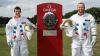 Rory McIlroy şi Sergio Garcia au jucat golf în costume de astronaut