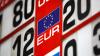 CURS VALUTAR 19 februarie 2018. Leul moldovenesc se apreciază faţă de moneda unică europeană