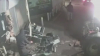 Jaf ca în filme! Hoții au furat un bancomat cu ajutorul unui excavator (VIDEO)