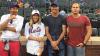 Simona Halep a fost invitată să arunce prima minge la meciul dintre New York Mets și Arizona Diamondbacks