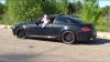 Cel mai TÂMPIT tată! Şi-a scos copilul pe geamul BMW-ului, apoi a pornit în viteză (VIDEO REVOLTĂTOR)