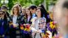 Festivalul Tineretului, sărbătorit astăzi la Chișinău. Ce program a fost pregătit pentru cei veniți la eveniment