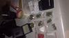 5.000 de lei pentru un gram de cocaină. Trei persoane care livrau droguri în cluburile de noapte au fost reţinute