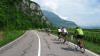 Cu bicicleta prin Europa: Moldoveanul a traversat în jur de șapte mii și jumătate de kilometri