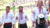 În pădurea de la Ţahnăuţi au răsunat cântece haiduceşti. Oaspeţii, întâmpinaţi cu pâine şi sare