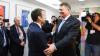 Macron a acceptat invitaţia lui Klaus Iohannis de a efectua o vizită oficială în România