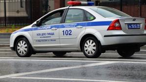 Atac cu cuțitul în Rusia! Un poliţist, ucis, iar altul a fost rănit