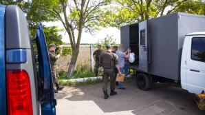 Schimb de infractori la frontieră. Un interlop dat în căutare internaţională a fost predat Poliţiei de frontieră