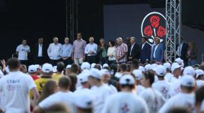 """Vlad Plahotniuc, la """"Trofeul Democraţiei"""": PDM, singura formaţiune care își dorește și poate să schimbe situația din Moldova"""