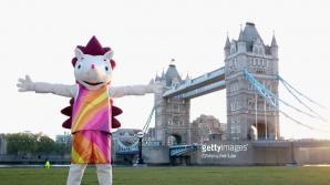 """Mascota competiţiei din Marea Britanie, ariciul """"Hero The Hedgehog"""" a făcut senzație la Campionatele Mondiale de Atletism"""