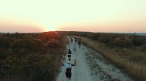 Aproape 300 de oameni au alergat la maratonul EcoRun care a avut loc la Orheiul Vechi