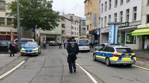 ATAC în Germania: O persoană a fost ucisă şi alta a fost rănită! Atacatorul s-a năspustit asupra victimelor cu un cuţit