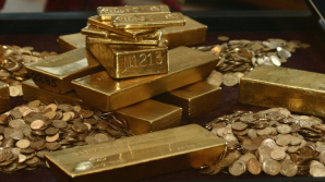 Germania îşi aduce aurul acasă. Sute de tone de aur vor fi depozitate în sediul din Frankfurt