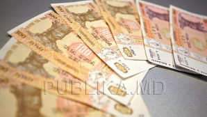 BNS: Veniturile moldovenilor au crescut cu 9,8 %, dar şi cheltuielile sunt în creştere