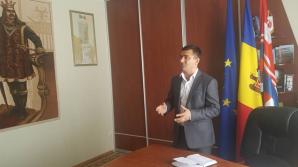 Veaceslav Burlac, noul preşedinte al Uniunii Consiliilor Raionale din Moldova