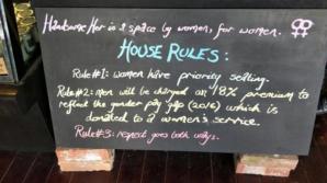 O cafeanea din Australia taxează bărbații cu 18% mai mult. Vezi motivul