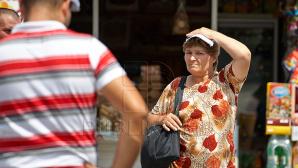 Moldova se va sufoca de căldură! Cod Galben de caniculă şi pericol excepțional de incendii