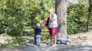 Nesimţire fără margini. Cişmelele din parcul Valea Morilor au fost iarăşi vandalizate (FOTO)