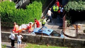 """""""Era tratat ca un animal"""". Moldoveanul care şi-a ucis tatăl vitreg italian a spus de ce a recurs la acest gest"""