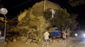 CUTREMUR în Italia. MAEIE: Printre victimele seismului nu sunt cetăţeni moldoveni