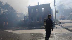 Incendiul din Rostov-pe-Don a ucis o persoană, iar alte 60 au avut nevoie de îngrijiri medicale