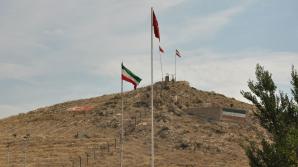 Autorităţile din Turcia au început construirea unui zid de-a lungul frontierei cu Iranul