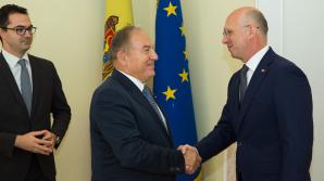 Turcia va continua să susțină Republica Moldova în domeniile economic, de securitate și liber schimb