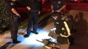 O baterie A EXPLODAT în geanta unei femei. Incidentul s-a întâmplat chiar în timpul unei şedinţe (VIDEO)