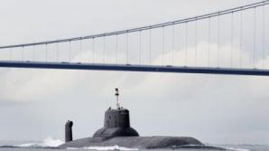 Rusia desfășoară două submarine de atac în Marea Mediterană