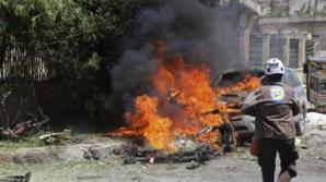 12 persoane au fost omorâte și alte peste 40 rănite în trei explozii din Siria