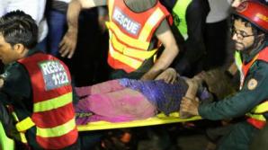 Cel puţin trei persoane au murit, iar alte 26 au fost grav rănite în urma unei explizii din Pakistan
